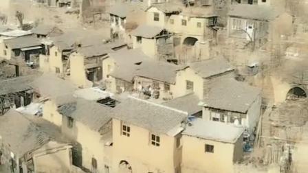 山西盂县大汖古村,原汁原味的古村落