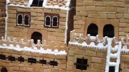 圣诞姜饼屋制作