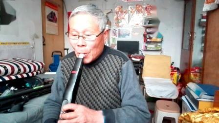 时光你慢些走一一电吹管独奏