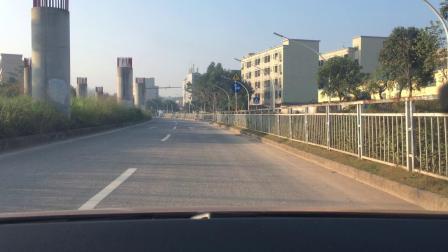 深圳牛湖科目三考场   牛湖1号线视频   (张教练2019最新版)