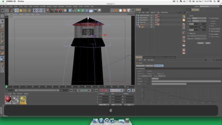 Mt. Mograph AE+C4D高级教程 08 Basic Low-Poly Animation Cinema 4D