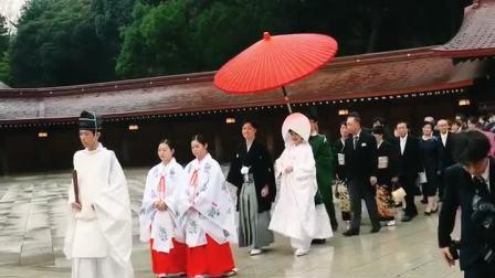 日式大富人家的婚礼🎎