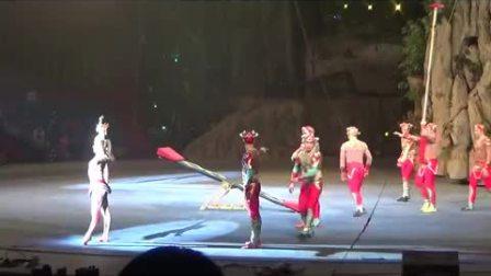 广州长隆国际大马戏表演-国语720P