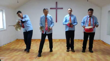 铁西教会庆贺圣诞节19诗班三句半
