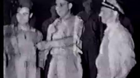投扔在日本广岛长崎原子弹的历史纪录片
