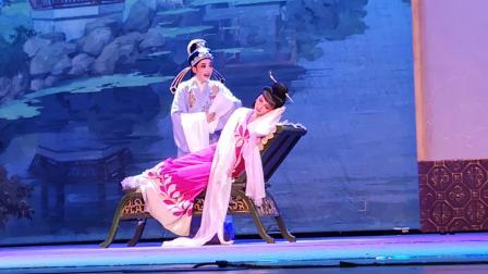 20181231《锦瑟年华》上海越剧院新生代展演第四季,《玉簪记 · 偷诗》王婉娜、杨韵儿表演。