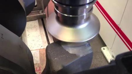 AZ-TR4500 CE4500平衡机铣削钻孔