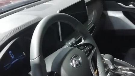 大通汽车内饰细节