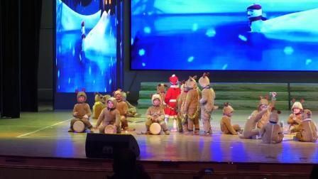 欧阳修幼儿园北京乐蓓儿大型音乐会 2018.12.29
