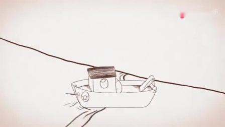 脑洞幽默动画,充满创意又有趣味的循环动画看懂的都是老司机