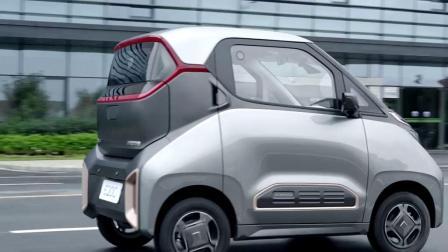 宝骏E200智能小型车选装功能演示视频