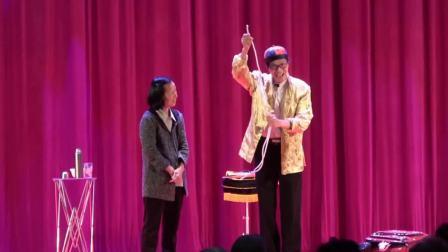 中國傳統舞台技藝表演(全場)2018.12.26.附小丑魔術 (1)