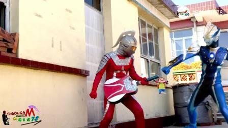 闯关族M78:希卡利超级自动吉他!奥特曼的克星?爆笑希卡利博士