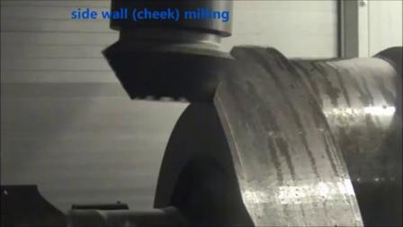 魏因加特纳 大型曲轴加工