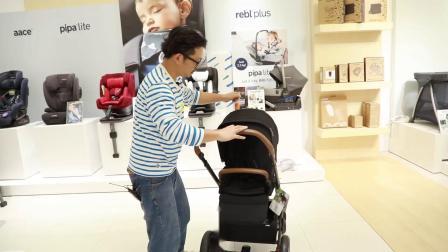 Nuna mixx豪华婴儿推车安装视频