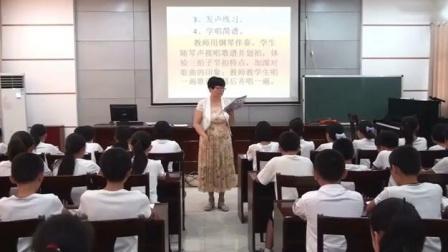 大海啊,故乡初中音乐人音版-安徽省太湖朴初中
