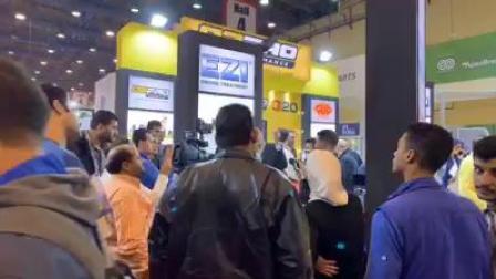 EZI易喜 汽车养护品 埃及展会2018年12月