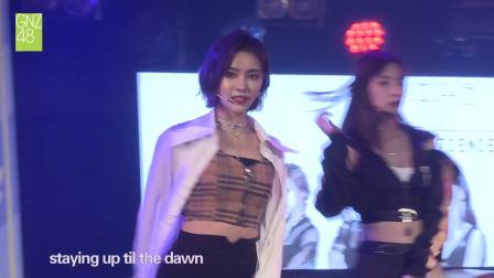 7SENSES欢快舞曲诠释青春之美,《I WANNA PLAY》再度点燃全场气氛 SNH48剧场公演 20190117