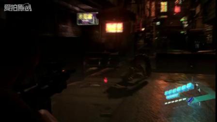 【生化危机6】杰克篇,离开街道。下