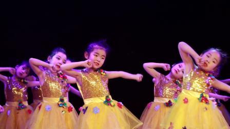 2019银河之星少儿艺术盛典榆林选区 选送单位:大保当舞艺舞蹈培训基地 指导老师:许姗《星星的眼睛》