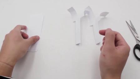 096旋转的纸片