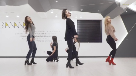 [EXID(이엑스아이디)]   ('I LOVE YOU' 舞蹈练习室)