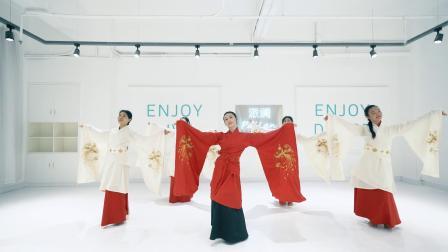 深圳派澜舞蹈学院中国舞蹈教学《唐风华韵》