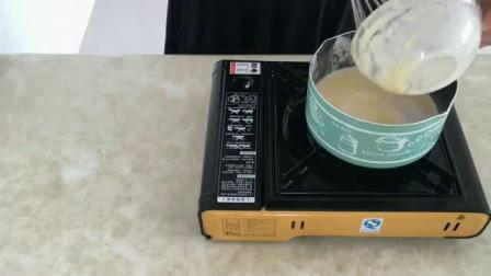 烤箱蒸蛋糕 烤箱蛋糕做法 八寸蛋糕做法
