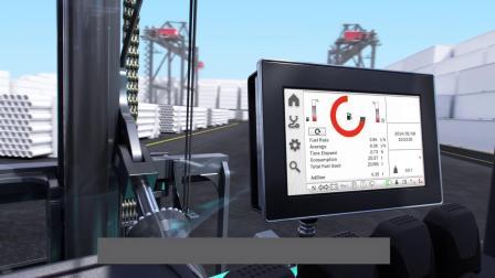 科尼正面吊智能系统,让智能诊断技术代替人工诊断