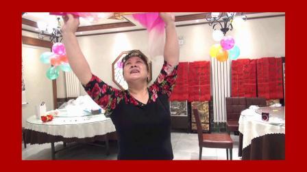 独舞《我的祖国》