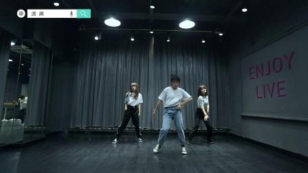 深圳抖音网红舞蹈教学《足够》派澜爵士舞培训