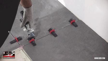 RUBI NEW DELTA LEVEL SYSTEM 瓷砖找平系统