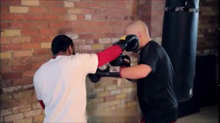 拳击天下 中文拳击自学教学视频 - 刺拳的反击与应击