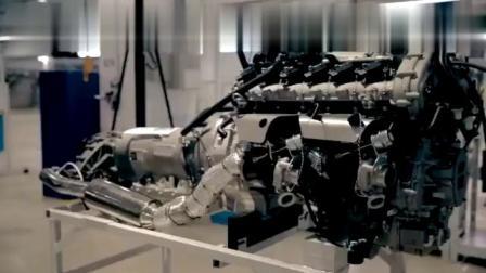 MJ车谈-俄罗斯国宾车Aurus-senate设计生产过程视频
