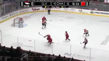 有史以来最长的美国冰球联盟AHL比赛!理海谷幻影 vs 夏洛特跳棋【2018考尔德杯季后赛】