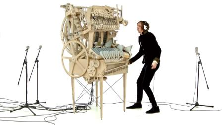 Wintergatan - Marble Machine (物理音乐)