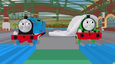儿童玩具 托马斯和他的朋友们第19季 托马斯小火车09