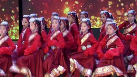 潘斯舞蹈工作室2019永州市少儿春晚《心声》