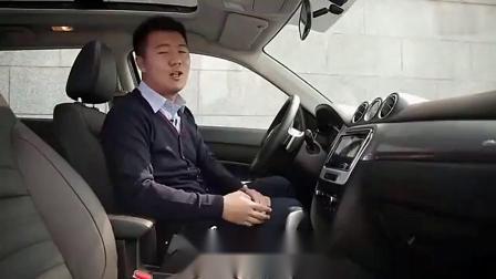 汽车之家 浓缩的精华 试驾长安铃木维特拉 1