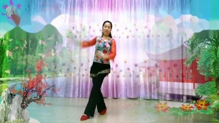 池州天缘广场舞--黄梅戏-谁料皇榜中状元