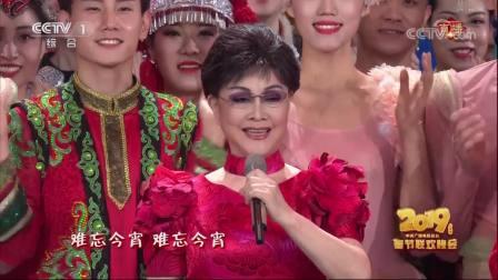 《难忘今宵》再度唱响,群星共聚欢度新春佳节 央视春晚 20190204