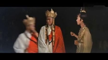 唐僧在女儿国太受欢迎了,这可苦了悟空要频频帮他解围