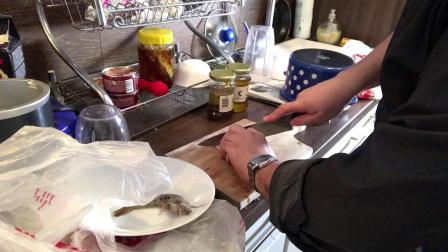 黑暗料理 自制海鲜火锅