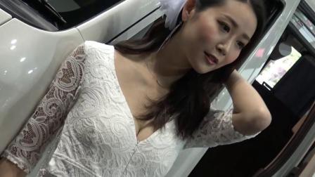OSAKA AUTO MESSE(大阪オートメッセ) 2019開幕! 可愛模特