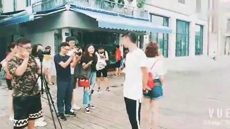 《八千里路》厦门超强花絮:男主持因颜值过高被当街相亲!