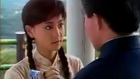 几度夕阳红中刘雪华和秦汉在夕阳中互吐情愫,一段刻骨铭心的恋情