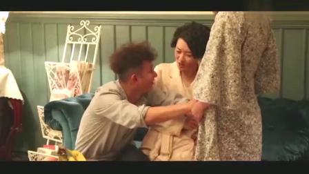 《剃刀边缘》花絮 卷毛夫妇文章马伊琍大作 战