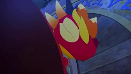斗龙战士4:小煜不忍心看到同伴牺牲吹响了斗龙号角
