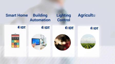 用于亚马逊Web服务6LoWPAN无线模块传感器连接套件IDT SDAWIR03
