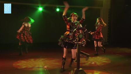2019-01-10 SNH48 TeamX《命运的X号》公演全程